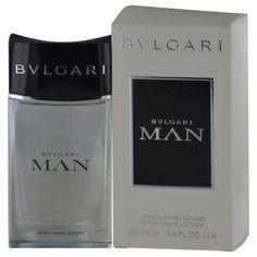 Bvlgari Man Aftershave By Bvlgari For Men