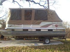 Pontoon Boat Enclosures | Pontoon Boat & Deck Boat Forum • View topic - WANT A ENCLOSER FOR MY ...