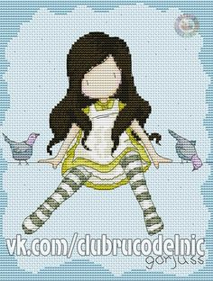 VK is the largest European social network with more than 100 million active users. Cute Cross Stitch, Cross Stitch Designs, Cross Stitch Patterns, Cross Stitch Collection, Easy Stitch, Cartoon Kids, Nursery Rhymes, Art For Kids, Fairy Tales