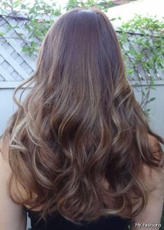 Thinking of going brunette this Fall/Winter - Fall Hair Color Trends for Women 2015-2016 | MyFashiony