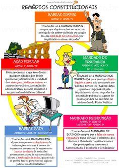 APOSTILA REMÉDIOS CONSTITUCIONAIS  - R$ 60 ,00   impressão frente e verso - 70 páginas   imagens (coloridas) + texto + exercícios + l...