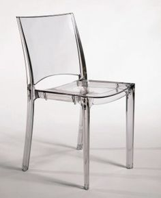 Transparent phanton chair