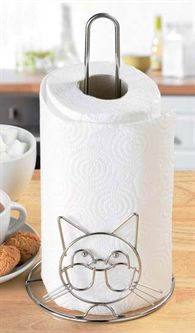 Just like your kitty, this countertop kitchen addition is fun *and* smart.