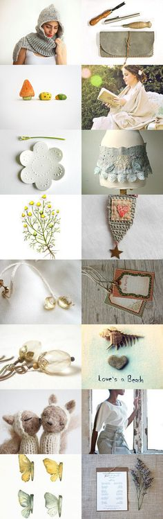 Natural Love  by Meltem on Etsy--Pinned with TreasuryPin.com