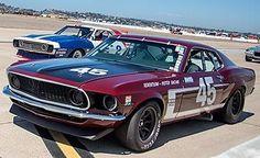 1969 Mustang Boss 302 Trans-Am