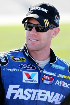 Carl Edwards - Chicagoland Speedway: Day 1