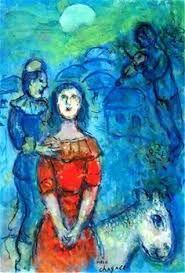 Resultado de imagen para marc chagall