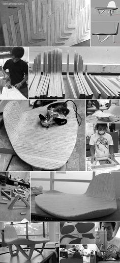 Nori Sakatsume - Om Chair - Design Index