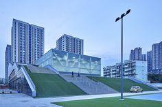 Galeria de Centro Desportivo San Wayao / CSWADI - 6