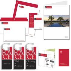 Corporate Collateral Design Local Marketing Print Collateral #FigmentDesign #collateral