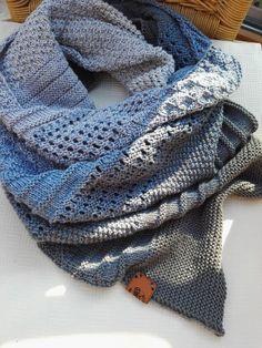 Die Musternixe© - Knitting for beginners,Knitting patterns,Knitting projects,Knitting cowl,Knitting blanket