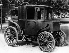 Coche eléctrico columbia http://ecoinventos.com/primeros-coches-electricos-de-la-historia/
