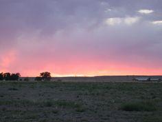 Southeast Colorado Sunset