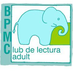 Logo del Club de Lectura Adult des del setembre de 2013