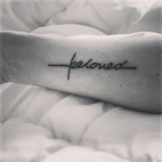 Newest Tattoos. Mini Tattoos, Forearm Tattoos, New Tattoos, Cool Tattoos, Tatoos, Awesome Tattoos, Tattoos For Women Small Meaningful, Simple Tattoos For Women, Tattoo Fonts