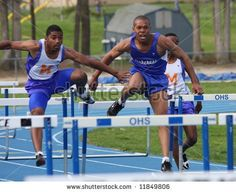 High School Track Stock Photo 11849806 : Shutterstock