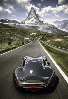 Mercedes Vision AMG GT Gran Turismo 6