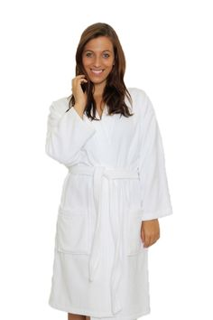 12 Best Terry Cloth Bathrobes Images Bath Robes Kimono Style Spa
