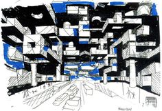 L'Urbanisme Mobile    France, 1959    Author: Yona Friedman