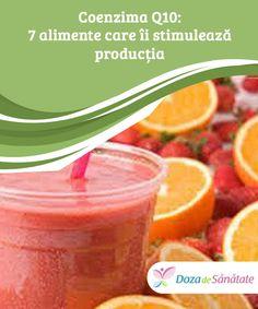 Coenzima #Q10: 7 alimente care îi stimulează producția Coenzima Q10 este un #antioxidant care poate combate #simptomele îmbătrânirii. Citește în continuare pentru a afla mai multe informații despre această substanță, inclusiv ce trebuie să faci pentru a te asigura că organismul tău o primește în #cantități suficiente. Grapefruit, Good To Know, Cantaloupe, Health, Food, Health Care, Essen, Meals, Yemek