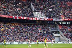 Ajax overweegt de Amsterdam ArenA te kopen weet VI. Algemeen directeur Michael Kinsbergen heeft een beleidsplan voor de middellange termijn opgesteld, waarin de mogelijke overname van het stadion is opgenomen.