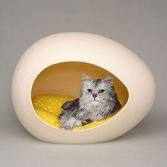 Pet Pod With Cushion