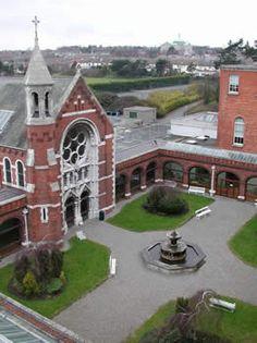 St. Patrick's College, Drumcondra Folklore, Dublin, Ireland, Irish, University, College, Memories, Mansions, History