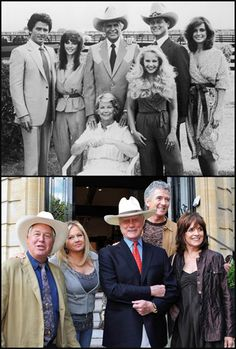 Where are the 'Dallas' stars now? Click to see a slideshow. (Getty Images)