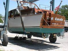 "Used 1959 Chris-craft Conqueror Cruiser, Kingston, Ok - 73439 - BoatTrader.com  ""Knot Rin'in  39k"