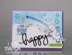 12BPANDAGREETINGS | MFT CAMP CREATE- DAY 2 SENSATIONAL SLIDERS CHALLENGE | happy birthday