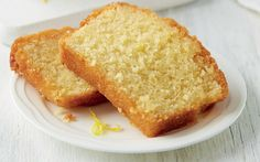 Lemon drizzle cake #Recipe #LetsBake #Win