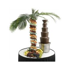 "Found it at Wayfair - Buffet Enhancements 42"" Pineapple Tree Display Standhttp://www.wayfair.com/Buffet-Enhancements-42-Pineapple-Tree-Display-Stand-1BACFPT42-ENH1020.html?refid=SBP"