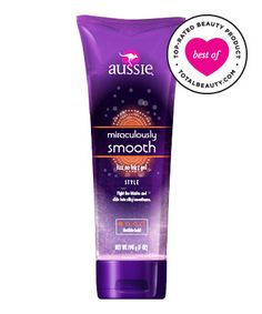 Best Curly Hair Product No. 16: Aussie Miraculously Smooth Tizz No Frizz Gel, $3.43
