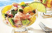SEA2013 Shrimp Avocado Salad Recipe Hero O