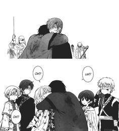 akatsuki no yona, hak dans un moment de tendresse = le choc! Yona Akatsuki No Yona, Anime Akatsuki, My Little Monster, Little Monsters, Akagami No Shirayukihime, Manga Cute, Hanabi, Manga Anime, All Anime