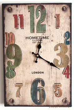 wall-clock-shabby-chic-distressed-antique-rustic-style-kitchen-clock-with-coloured-numbers-