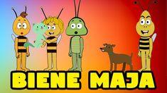 7 Besten Die Biene Maja Bilder Auf Pinterest Bienen Biene Maya