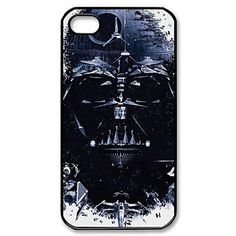 Star Wars Pattern Plastic Hard Case Cover for iPhone 4/4S – USD $ 3.99