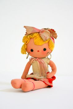 Another favorite doll. // Shop 66