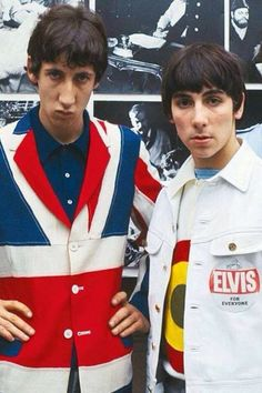 The Who ~ Pete and Keith
