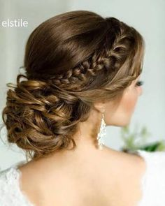9 Best Sister Of The Bride Images Wedding Hairstyles