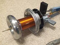 DIY Tesla Gun Can Shoot 100,000 Volts Of Electricity 24 Inches In The Air - https://technnerd.com/diy-tesla-gun-can-shoot-100000-volts-of-electricity-24-inches-in-the-air/?utm_source=PN&utm_medium=Tech+Nerd+Pinterest&utm_campaign=Social