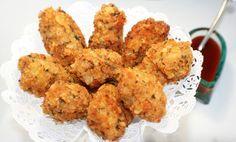 Ten, kdo nemá rád křupavé kuřecí nugetky, neví co je dobré. Je to sice nezdravé…