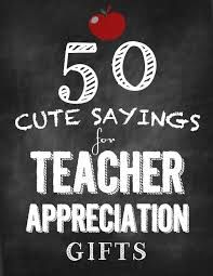 teacher appreciation gift ideas - Google Search