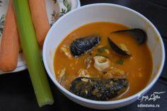 Рыбный суп из Ливорно - видеорецепт | Кулинарные рецепты от «Едим дома!»