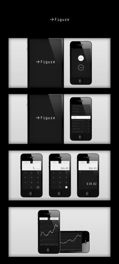 #Figure #App - Figure is a currency converter application with the goal of providing clear, effective communication.