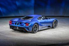 new Ford GT - Google zoeken