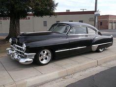 1949 Cadillac Fastback