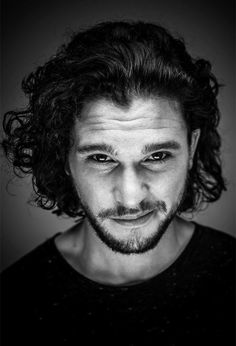 Kit Harington | Comic-Con 2014 portraits by Michael Muller