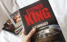 Michella Souza: Meus 5 livros preferidos {Stephen King}